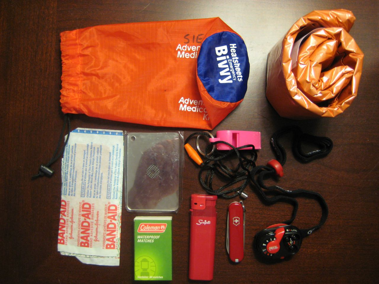 Dave Basic Survival Kit